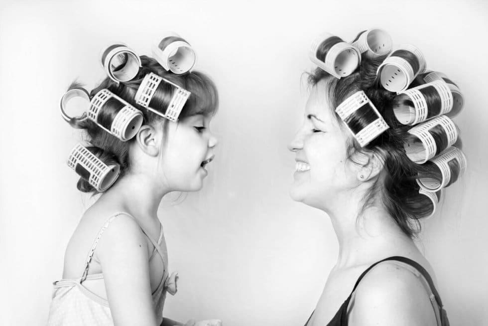 filles coiffeur