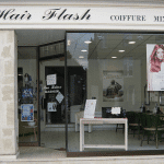 facade du salon Hair Flash