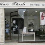 facade du salon Hair Flash