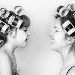 coiffeur entre filles